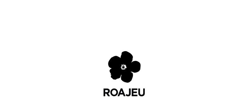 로아즈(ROAJEU) 플리츠 블록 플레어 스커트 R01B04-NV